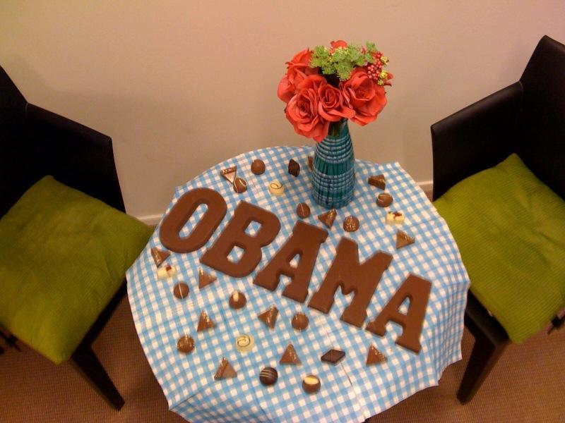 Chocobama party