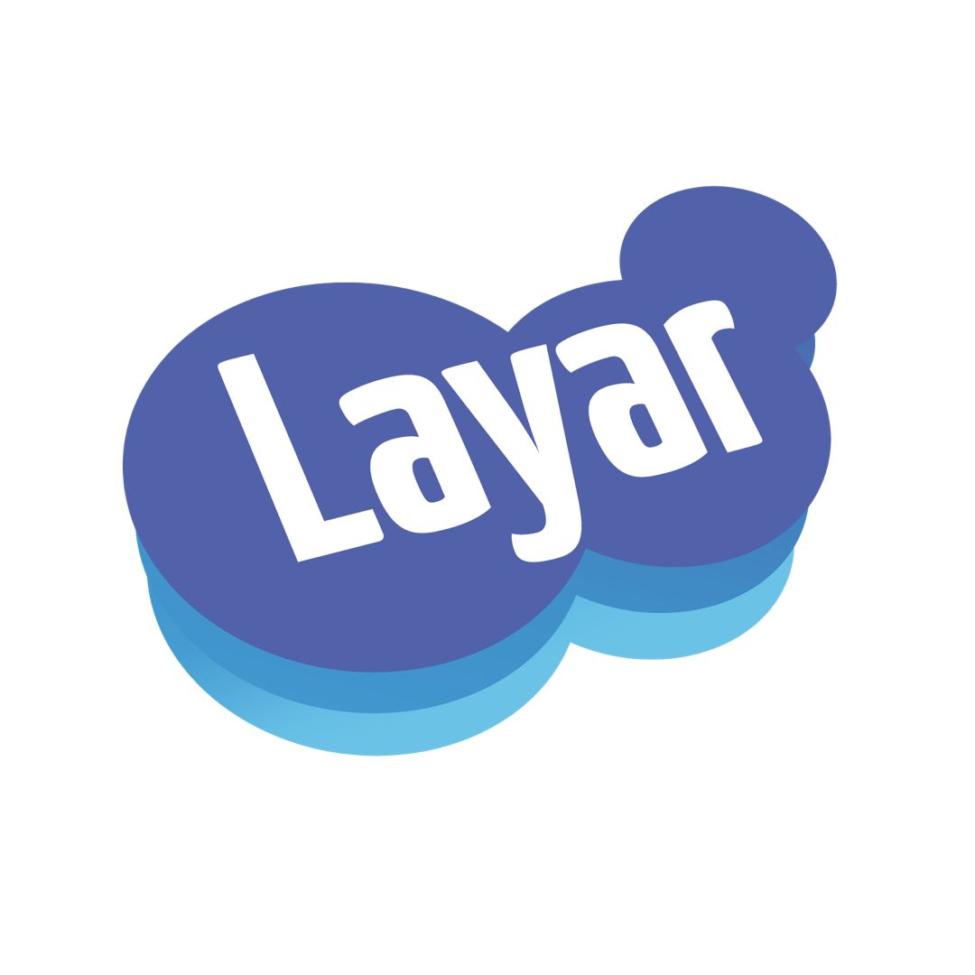 Layar logo DEF