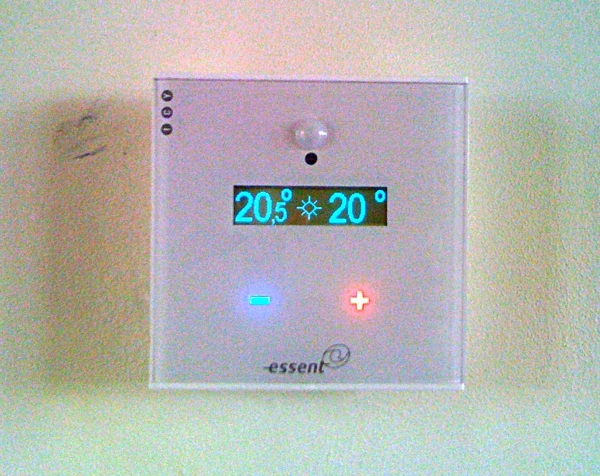 De e-thermostaat