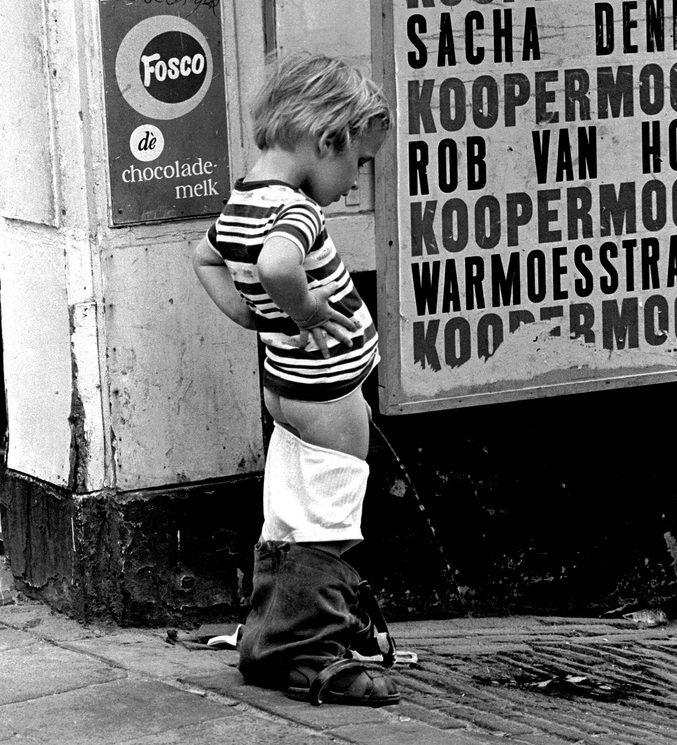 Amsterdam, Holland 1969