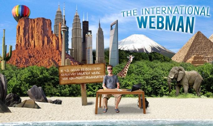 de internationale webman